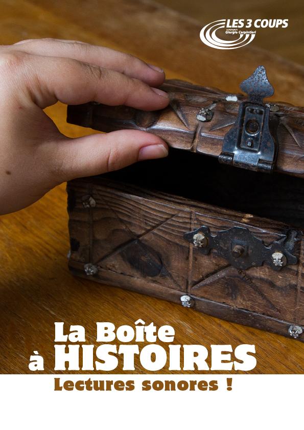 La Boîte à Histoires